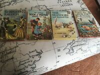 Ladybird books, collectors items, 4x bundle