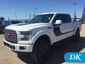 2016 Ford F-150 Lariat Special Edition Pkg, 3.5L, 4WD, Full Load
