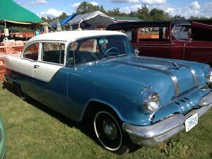 *** WANTED ***  1955. PONTIAC