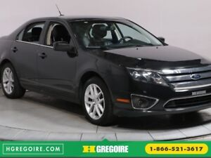2012 Ford Fusion SEL A/C MAGS CUIR BLUETOOTH