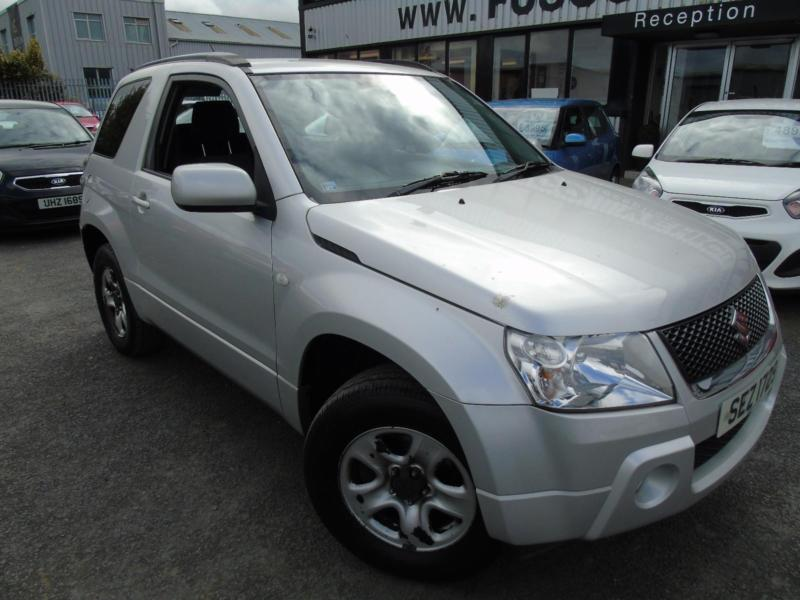 2008 suzuki grand vitara 1 6 vvt platinum warranty in bangor county down gumtree. Black Bedroom Furniture Sets. Home Design Ideas