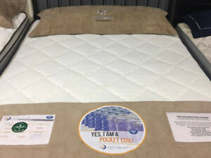Brandew Mattress set with FREE DELIVERY $298