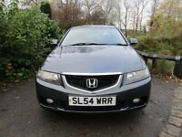 Honda Accord 2.0 I-VTEC SPORT (grey) 2004