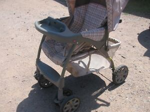 GREAT EVEN-FLO STROLLER FOR THE MONEY!!!