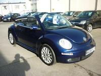 2008 Volkswagen Beetle 1.9TDI Convertible Finance Available