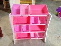Toy Bin Storage containers