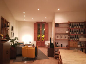 Charmant appartement à louer à Barcelone.