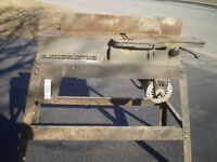 48-600 Rockwell Beaver Planer-Jointer  6 inches