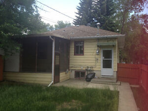 1 bedroom basement suite available immediately 148 st & 103 ave