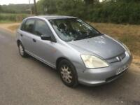 Honda Civic 1.4i S LONG MOT + IDEAL FIRST CAR