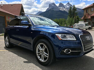 2013 Audi Q5 S-LINE PLUS, ONE OWNER (PRIVATE SALE)