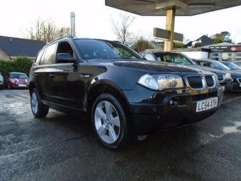 2004 54 BMW X3 2.0 D SE 5D 148 BHP DIESEL | in Saltash, Cornwall ...