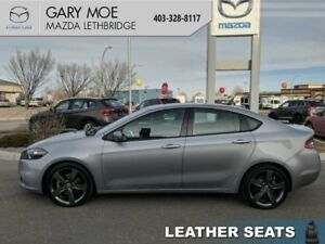 2014 Dodge Dart GT  - Heated Leather Seats - Heated Wheel