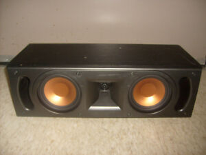 Klipsch RC25 Center Speaker. 125W.