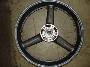 USED FRONT RIM FOR A GSXR 1000