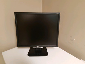 19 inch computer monitor