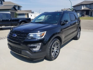 2017 Ford Explorer  sport PRICED TO SELL!