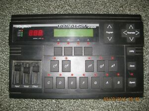 REDUCED! Vocalist VHM5 by Digitech