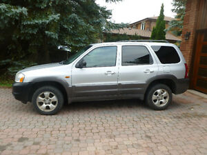 2003 Mazda Tribute Hatchback