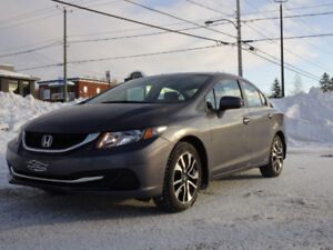 Honda Civic 2014 Automatique