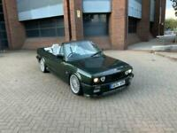 1990 BMW 3 Series 2.5 325i Motorsport Limited Edition 2dr Convertible Petrol Aut