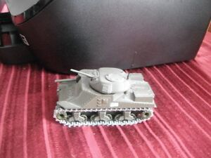 Diecast Military Tank Solido #6071 (1989) General Grant