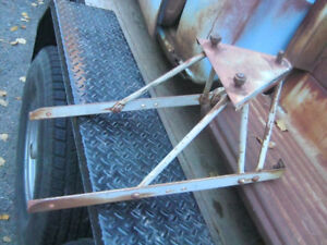 1955 Chev or GMC Spare Tire carrier