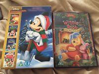 Disney DVD Christmas Bundle