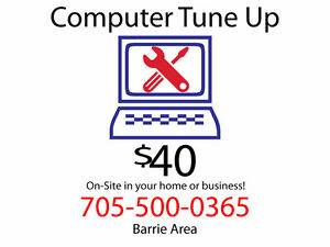 On-Site Computer Repair for Home and Business
