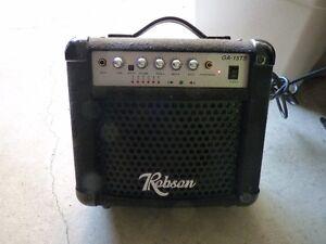 Robson Guitar Amp