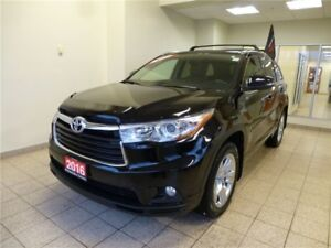 2016 Toyota Highlander LIMITED + PANO ROOF