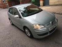 Volkswagen Polo 1.4 TDI BlueMotion. Free road tax, very economical car.