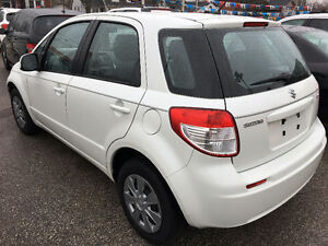 2008 Suzuki SX4 Certified and E-tested, with Clean Car Proof