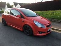 Vauxhall corsa Sri 1.6t vxr modified fast track
