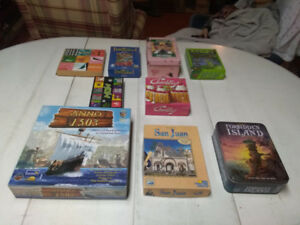 jeux de societe - board games