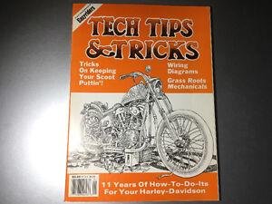 Easyriders Tech Tips & Tricks #1 Harley-Davidson Shovelhead