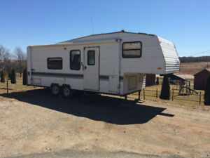 1995 Anniversary Edition Terry Fifth Wheel