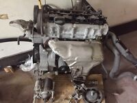 Vw engine 1.4 2015 petrol