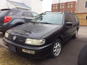 1996 Volkswagen Passat GLX Diesel Wagon  from California B4V