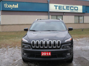 2014 Jeep Cherokee NORTH ! Really WELL PRICED !
