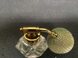 Collectible Antique Antique Glass Perfume Atomizer London Ontario image 7
