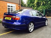 2001 SEAT TOLEDOT MOTED AND TAXED