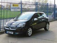 2015 15 VAUXHALL CORSA 1.2 STING 3DR 69 BLUETOOTH CRUISE ALLOYS