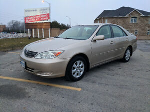 2004 Toyota Camry LE Sedan - Drives Great | Reliable Vehicle