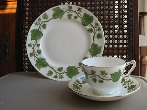 **Bone China Plate Cup and Saucer**