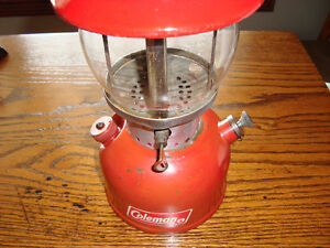 1964 COLEMAN RED MODEL 200 IN WORKING ORDER