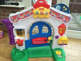 Fisher Price Laugh & Learn Activity Play House
