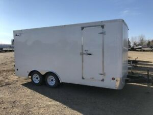 2018 Southland Trailer Corp. Royal LT 8x16W Enclosed (Barn)