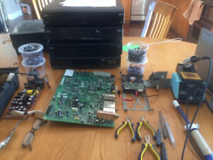 Bell Receiver REPAIRS BUILT TO LAST 9242,9241,6400,etc