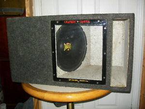 BANDPASS BOX(sell or trade for Laptop or bass guitar)